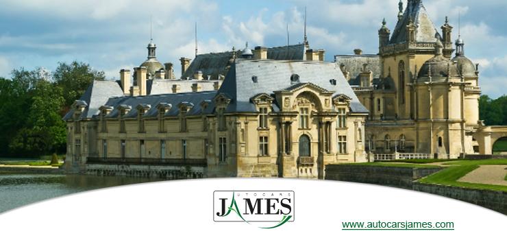 Photo du chateau de Chantilly