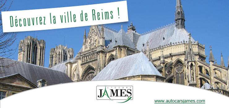 Photo de la cathédrale de Reims