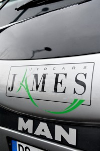Autocars James