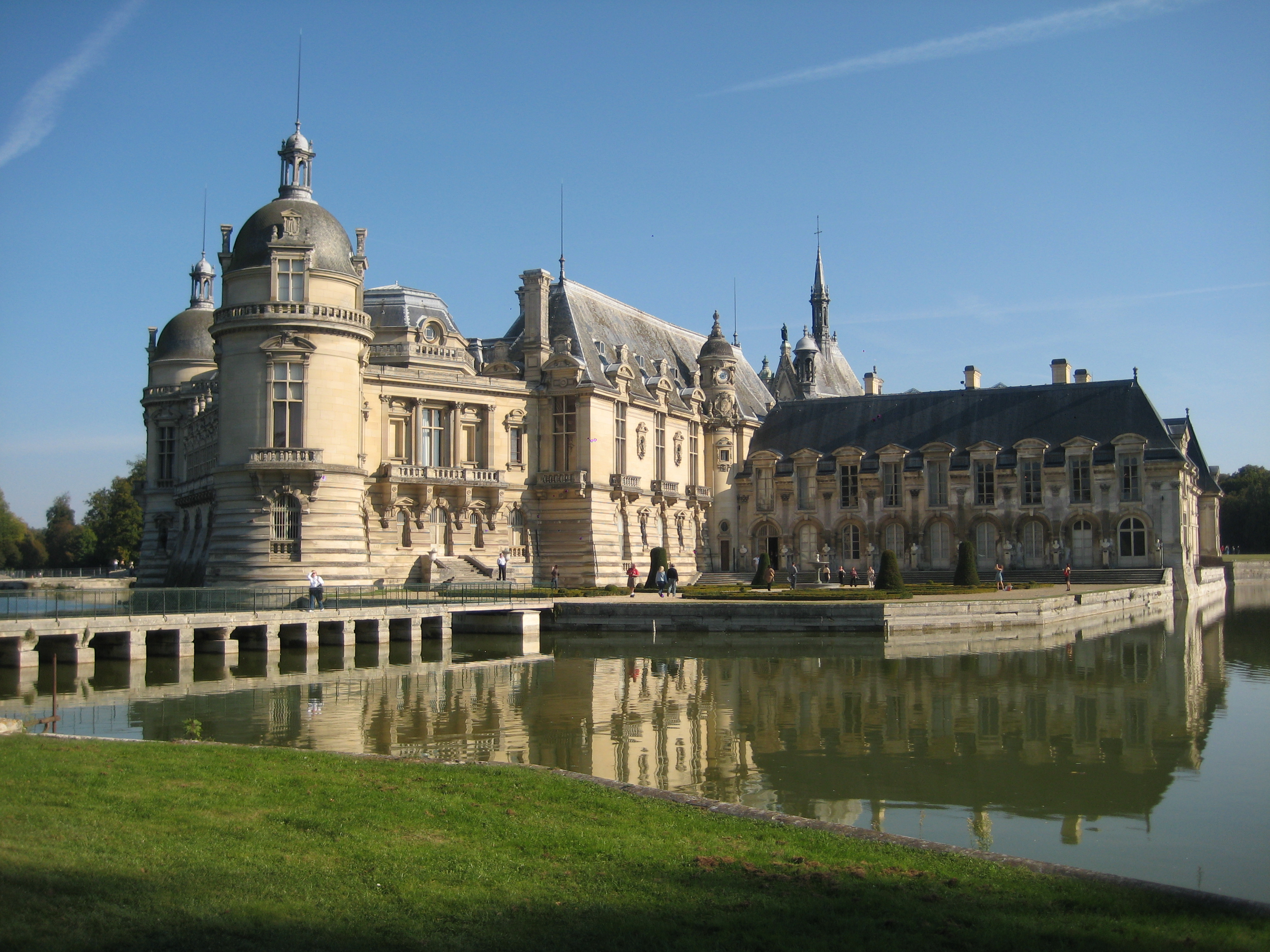 Partez la d couverte du domaine de chantilly - Chateau de chantilly adresse ...